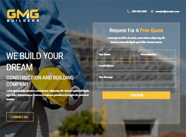 gmg builder