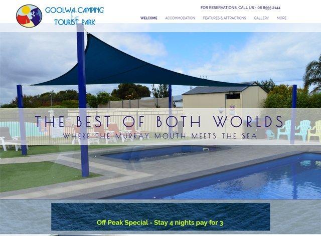 Goolwa Camping Tourist Park