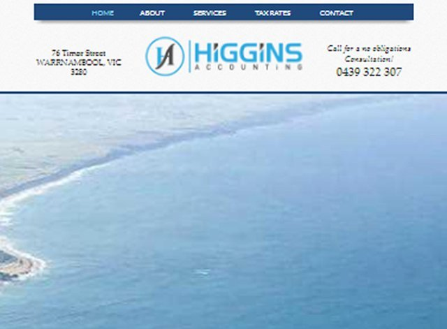 Higgins accounting