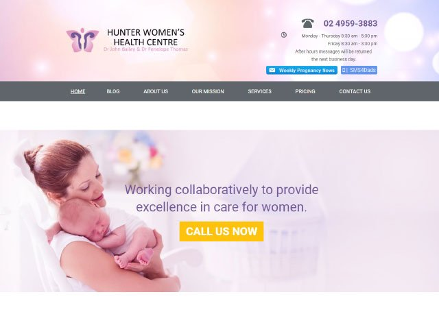 Hunter womens health centre
