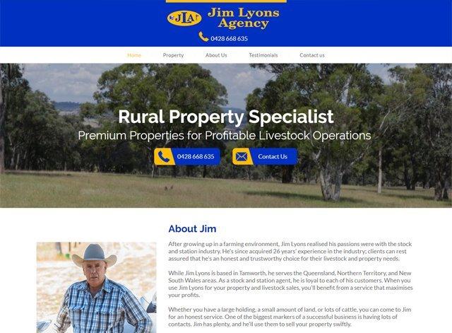 Jim Lyons Agency