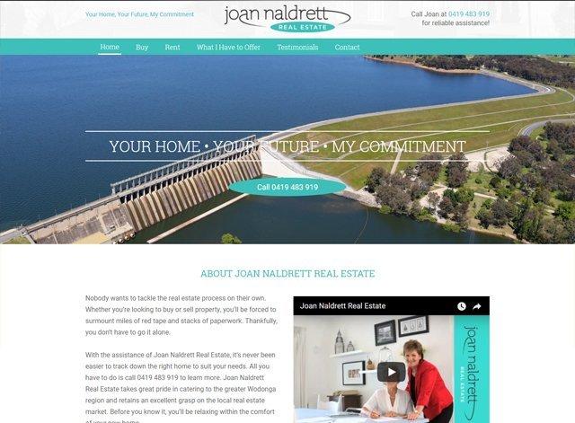 Joan Naldrett Real Estate