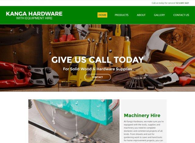 kanga hardware