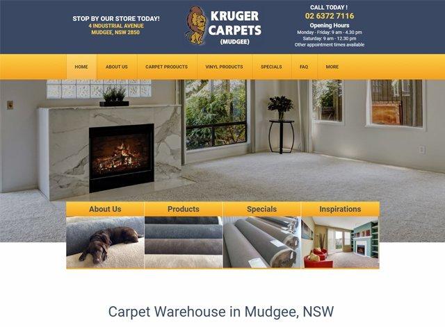 Kruger Carpets
