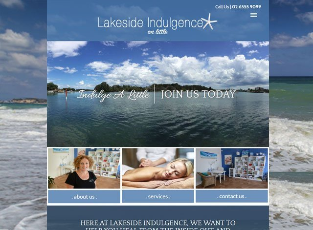 Lakeside Indulgence