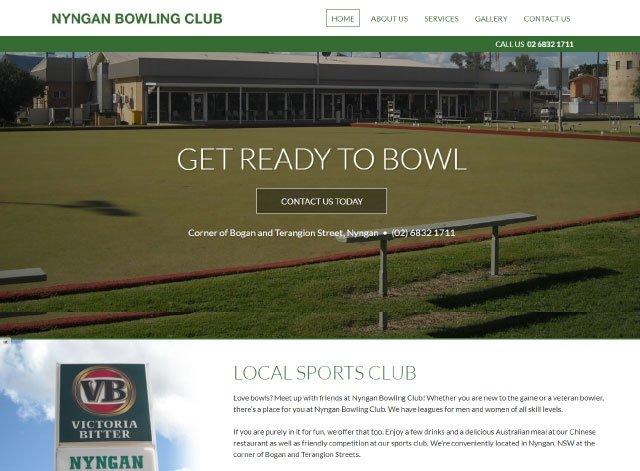 Nyngan Bowling Club