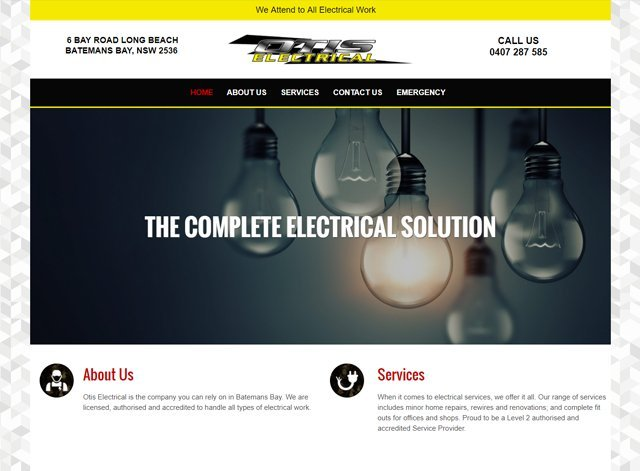 otis electrical