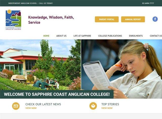 Saphire Coast Anglican College