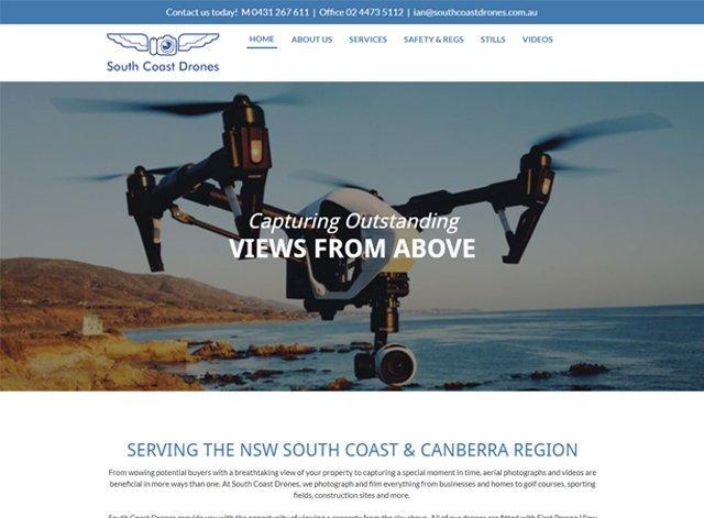South Coast Drones