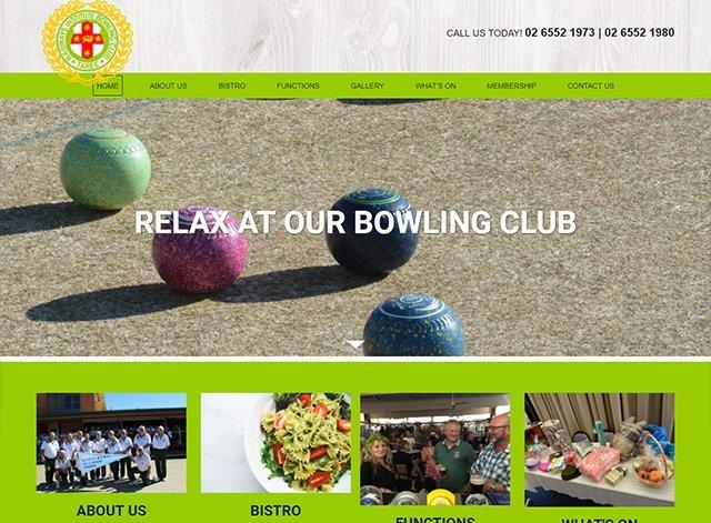 Railway institute bowling club