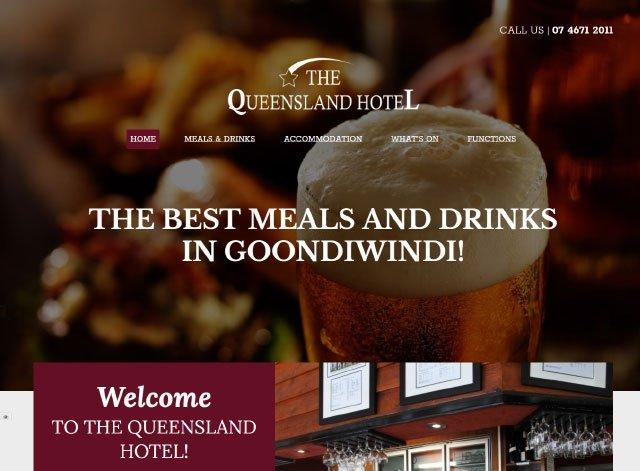 The Queensland Hotel