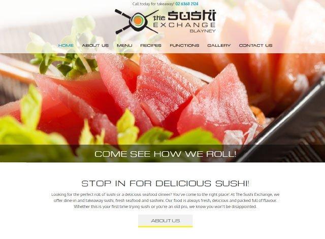 Sushi Exchange