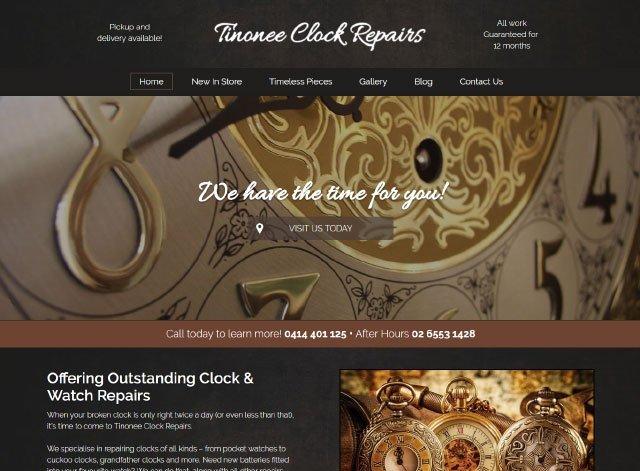 Tinonee Clock Repairs