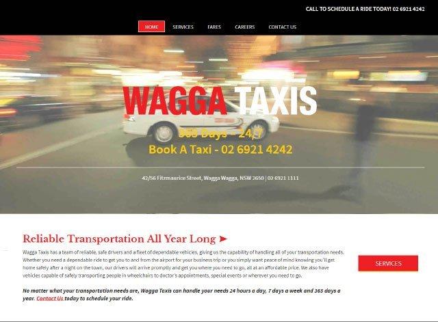 Wagga Taxi