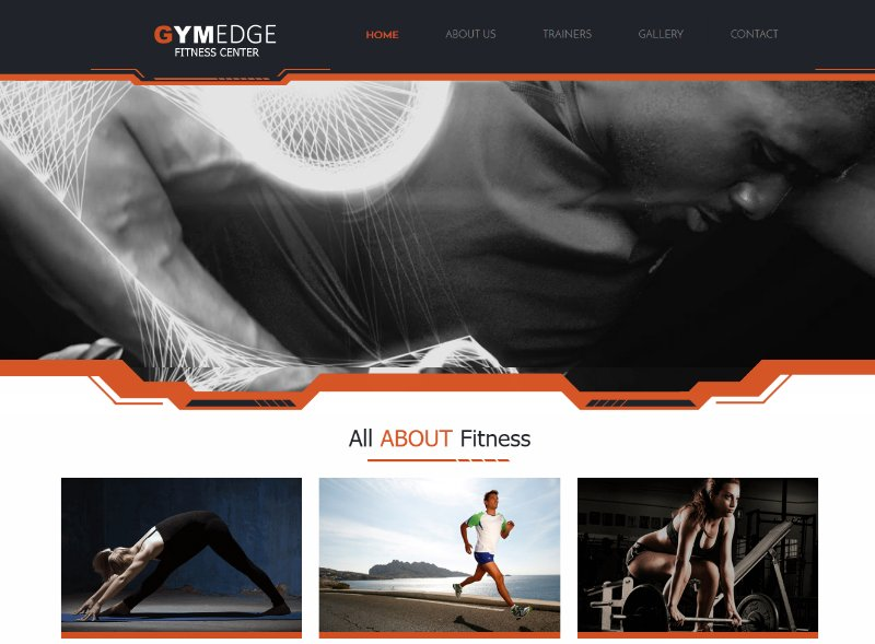 gymedge fitness center