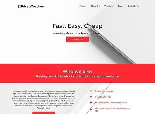 private teachers