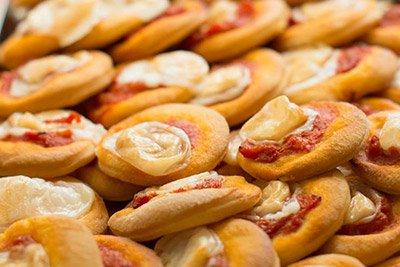 pizzette a  Livorno