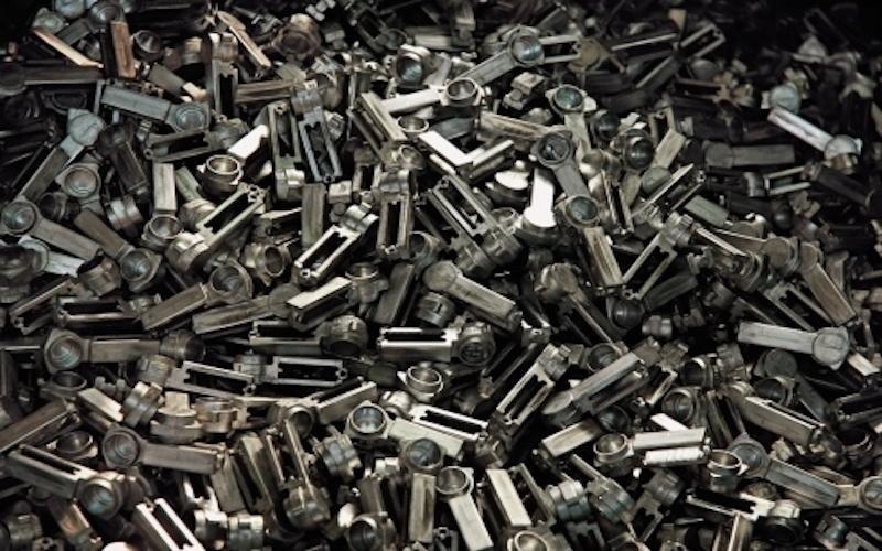 Metallkleinteile