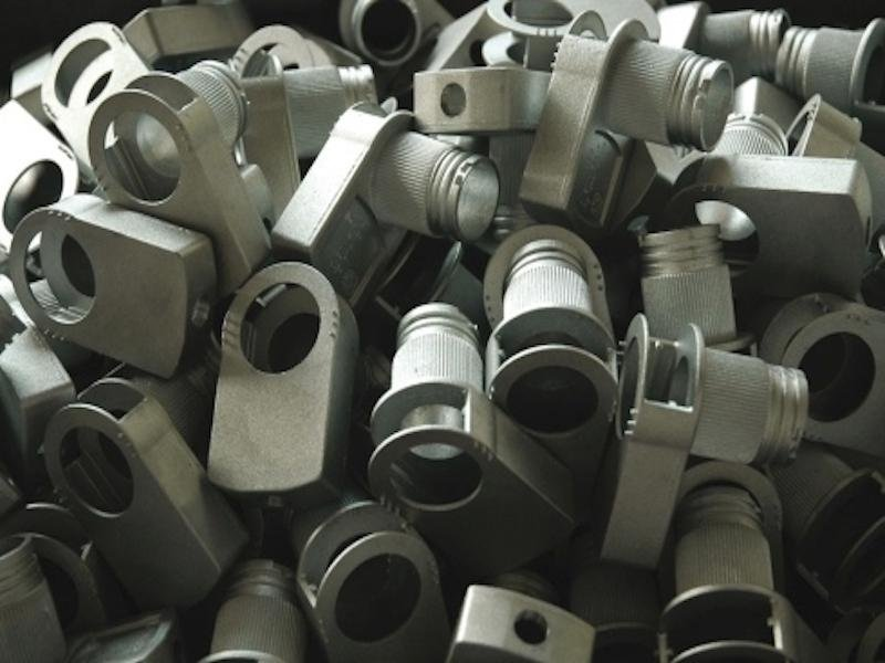 Alloy-coated components