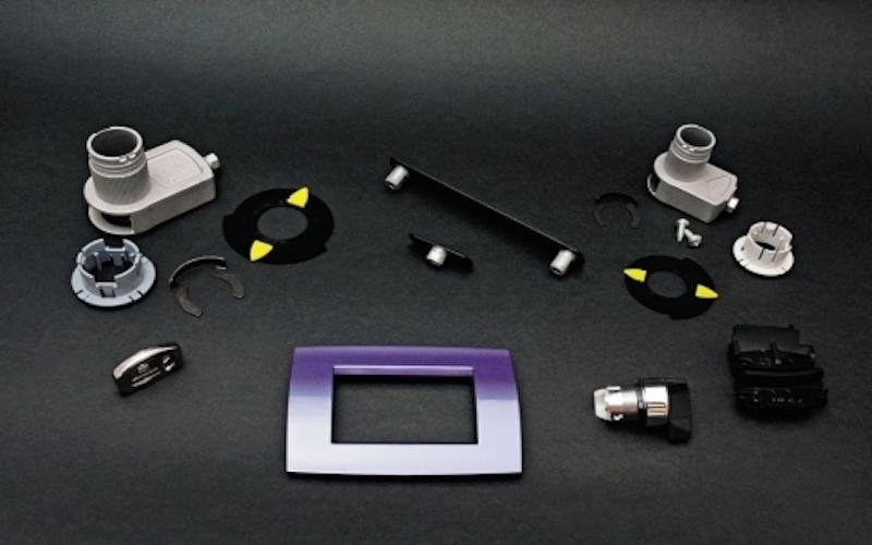Electronic sector assembled products