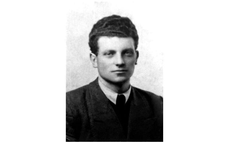 Luigi Benini Foto histórica