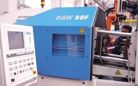 DAW industrial machinery