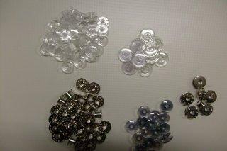 SPOLINE IN PLASTICA E METALLO
