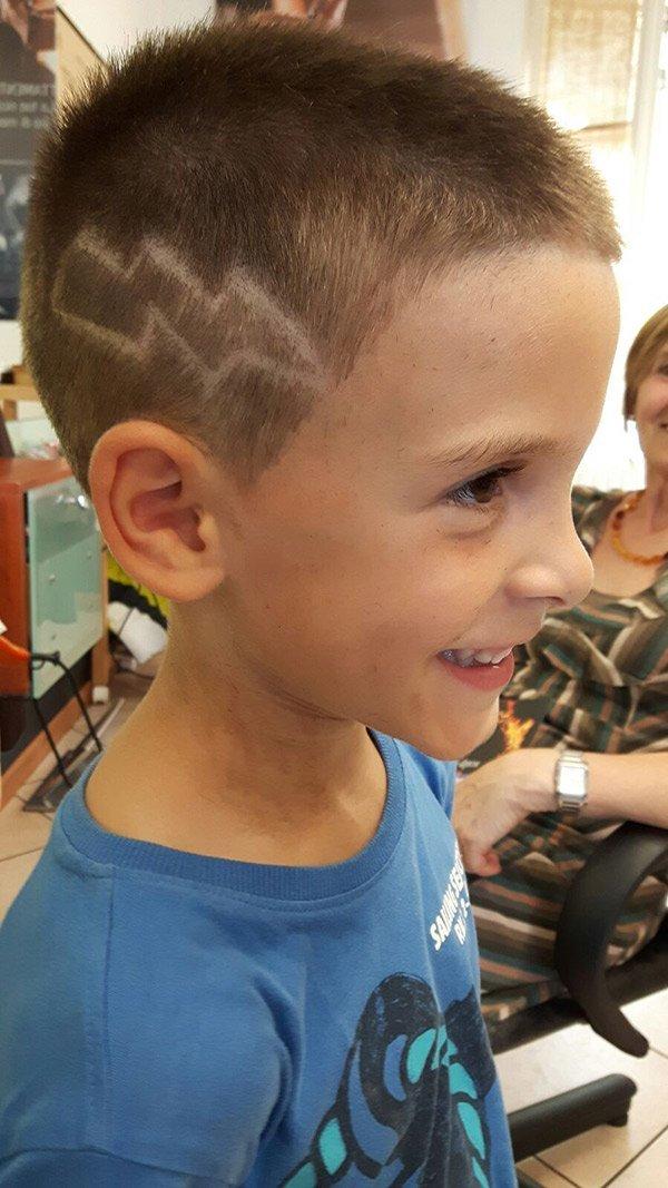 Taglio capelli Acconciatura Parrucchieri Unisex Profilo a Lecco