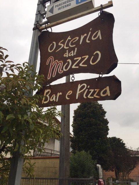 Osteria Pizzera dal Mozzo a Marcaria (MN)
