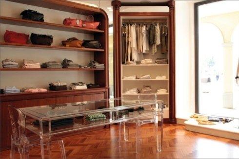 Angolo abbigliamento casual e accessori moda donna