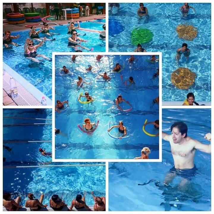 corso fitness in acqua