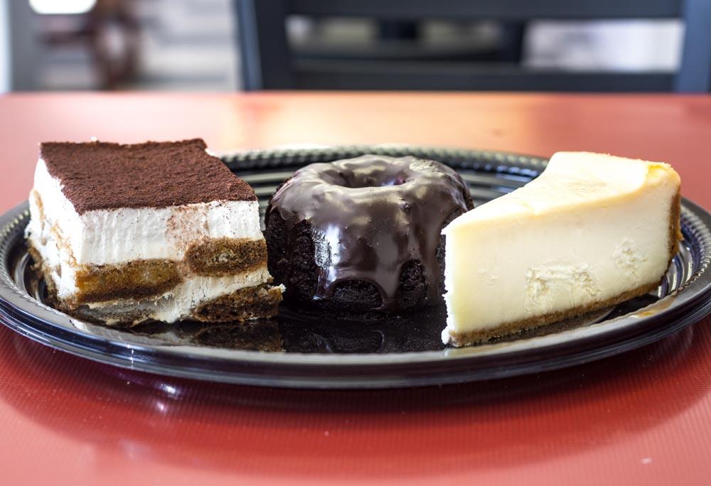 tiramisu and italian desserts