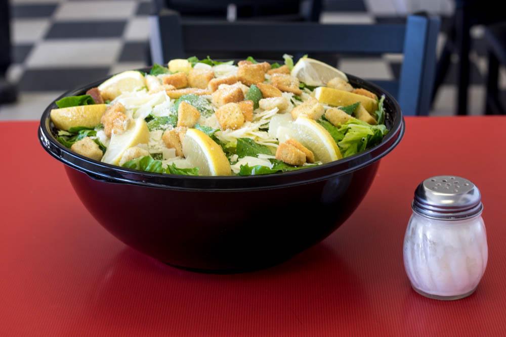 party size caesar salad
