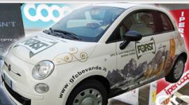 personalizzazione autoveicoli