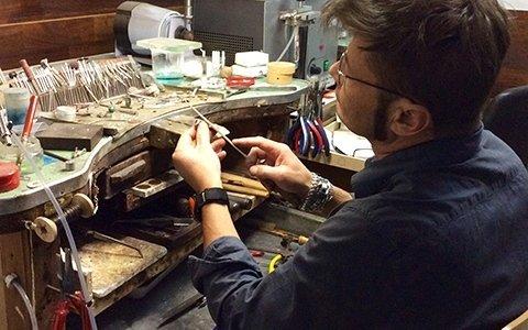 laboratorio gioielleria ciofi