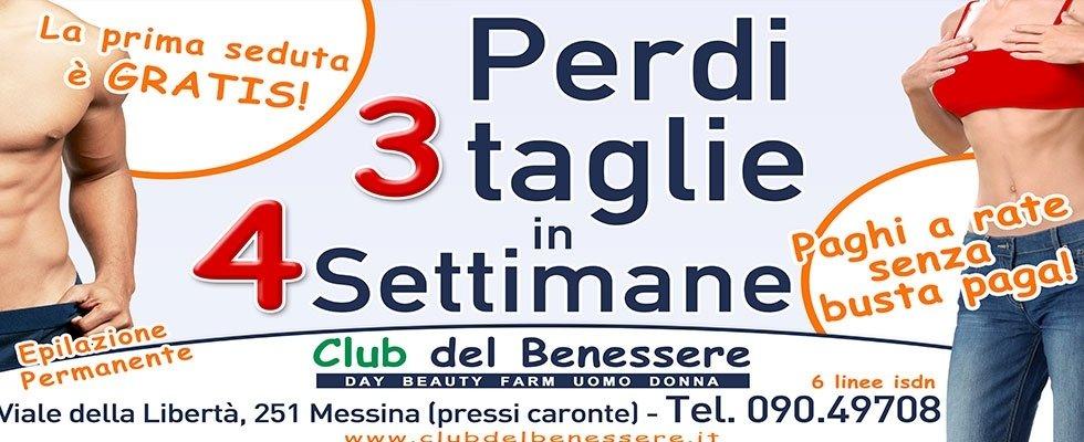 Promozione Club Benessere