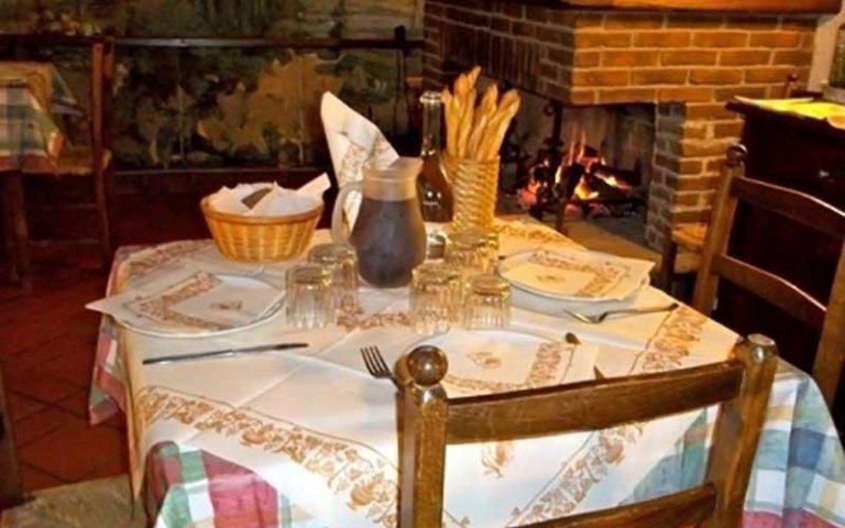 ristorante con clima familiare