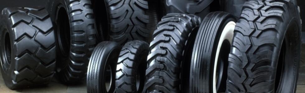 assortimento pneumatici di diversa misura