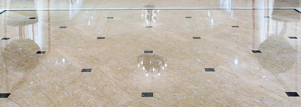 Levigatura pavimenti in marmo