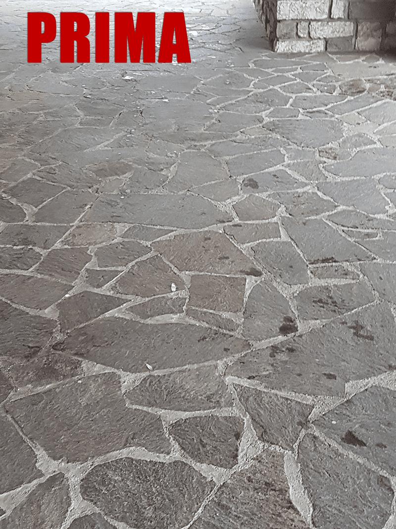 Trattamenti per pavimenti esterni