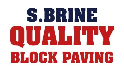 S Brine Quality Blocking Paving company logo