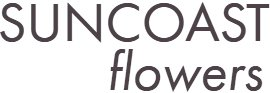 suncoast flowers logo