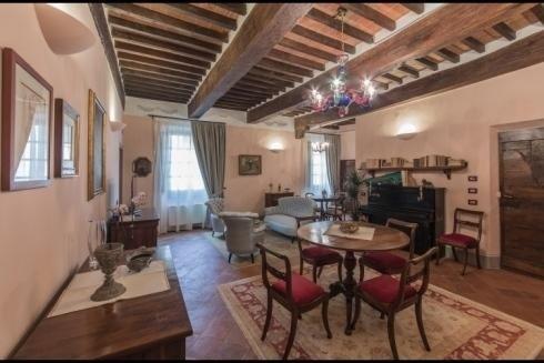 Tende da salotto Siena