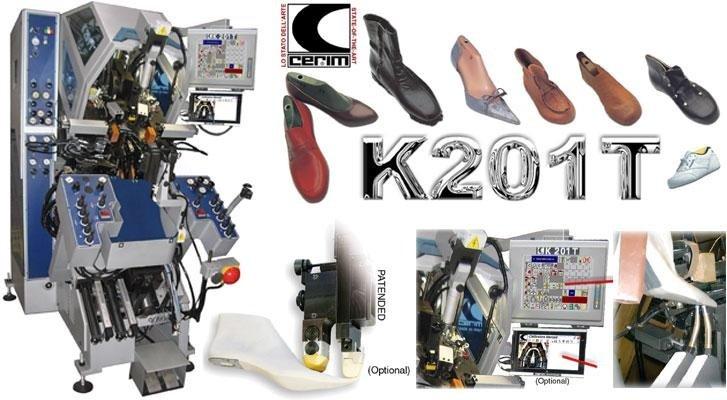 macchine per calzaturifici
