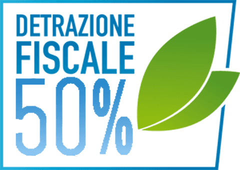 Detrazione fiscale 50 %