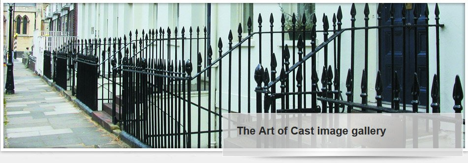 In need of iron castings or metal fabrications in London call 020 8694 1097