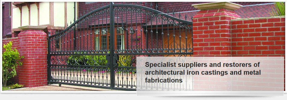 For cast Railings & Gates in London call 020 8694 1097