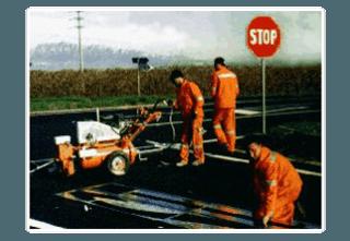 omnia strade, segnaletica stradale, eboli, salerno