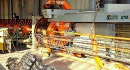 lavorazione ferro, produzione lastre ondulate, produzione tondini
