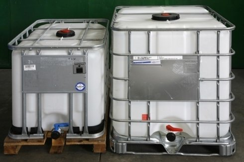 cisterna in plietilene